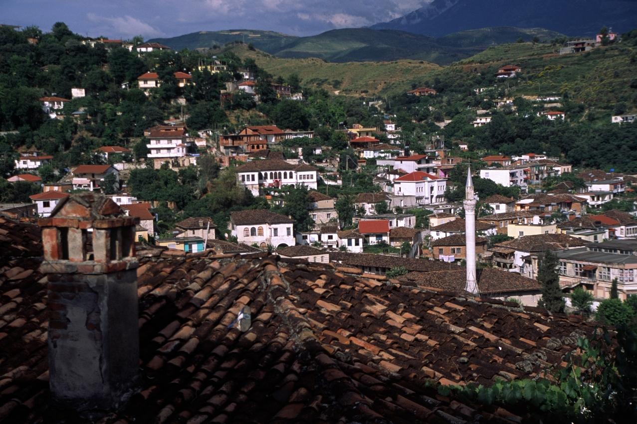Berat (Albania) - Old town