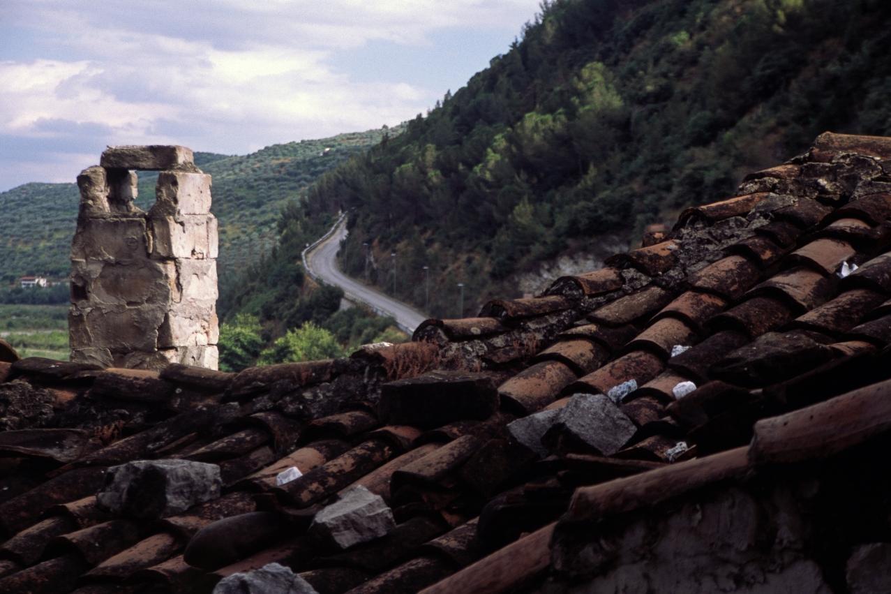 Berat (Albania) - The road to Permet