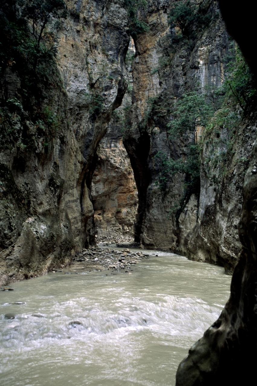 Permet (Albania) - The gorge