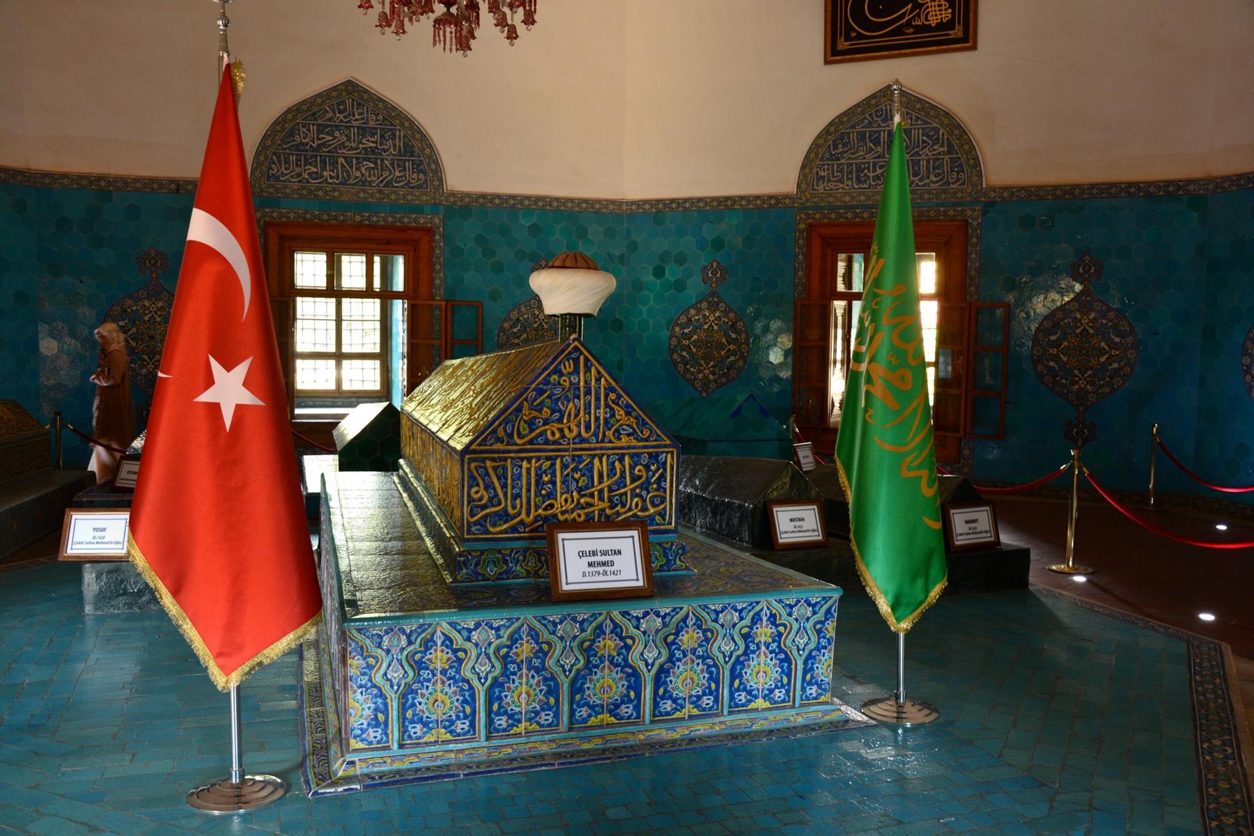 I. Mehmet türbéje