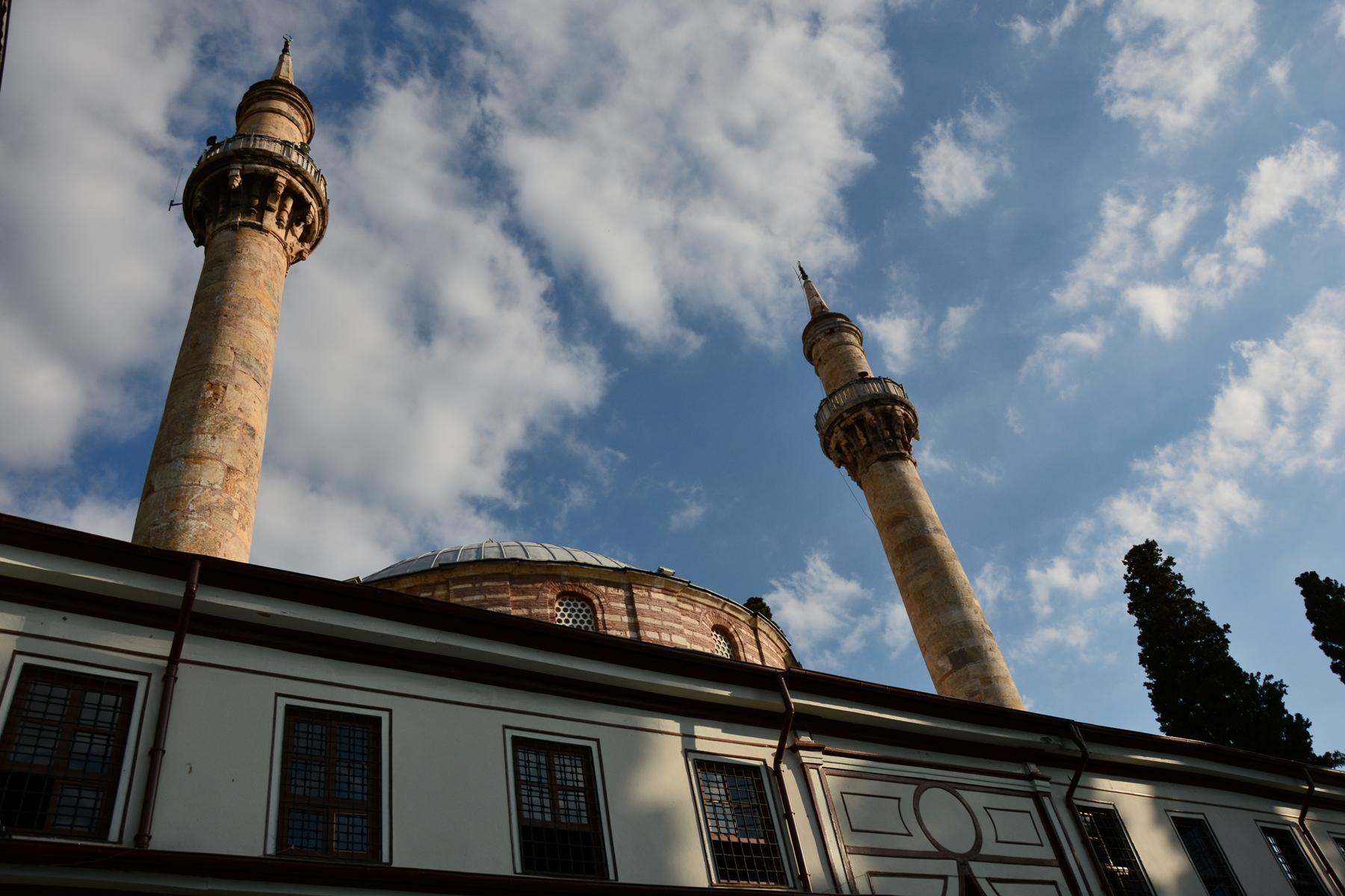 A Nagy Mecset (Ulu Camii)