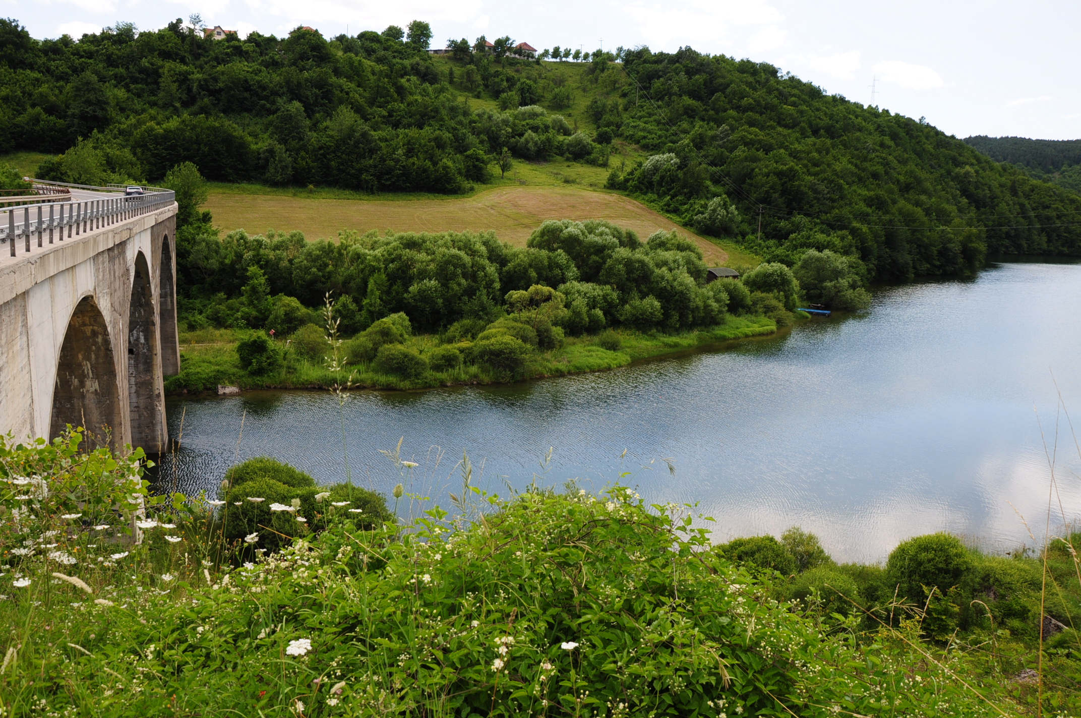 Zlatarsko Jezero, Serbia