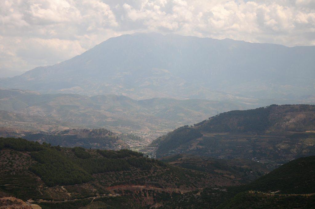 Berat in the valley