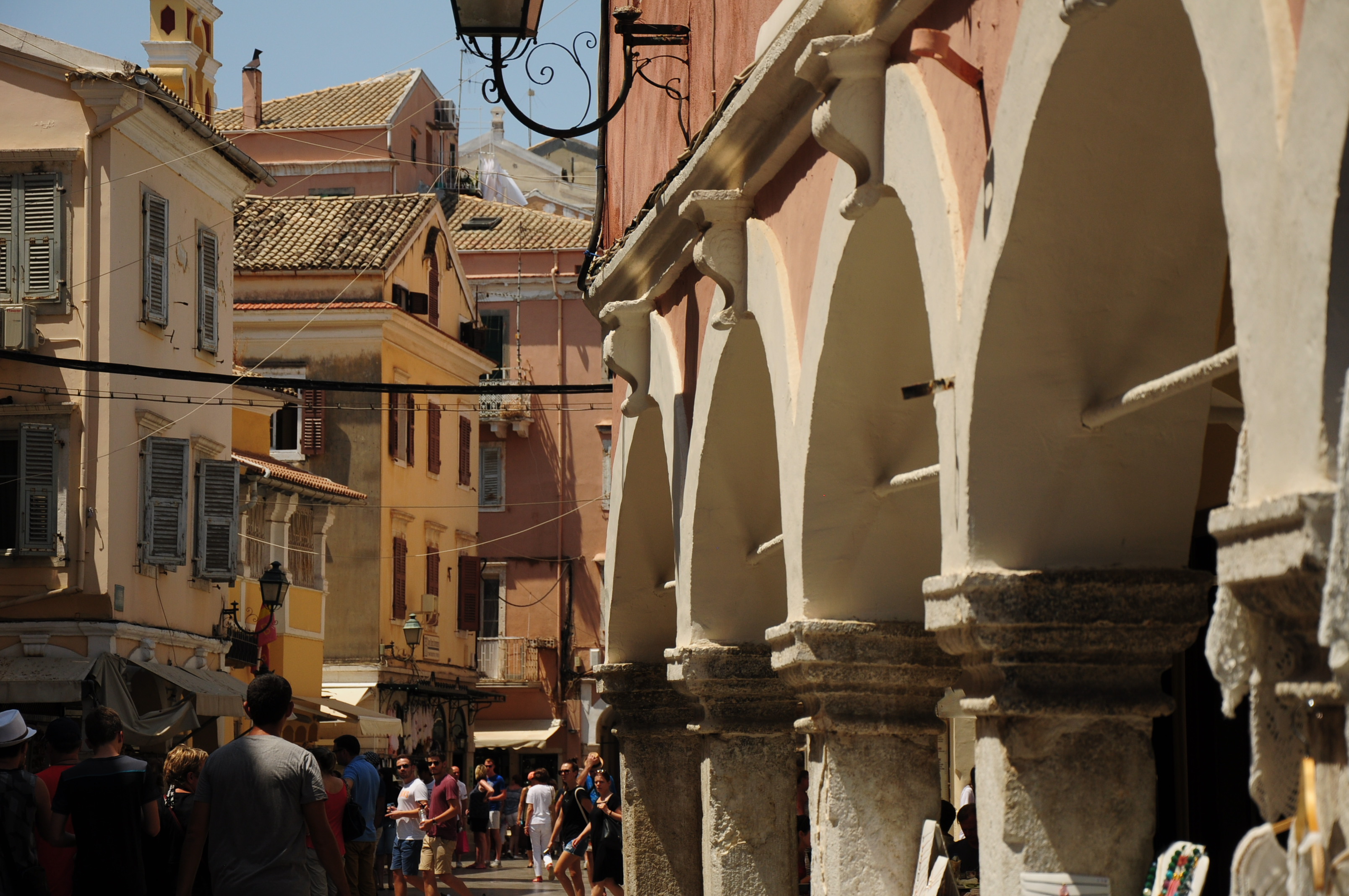 The old town has so much more than just souvenir stores