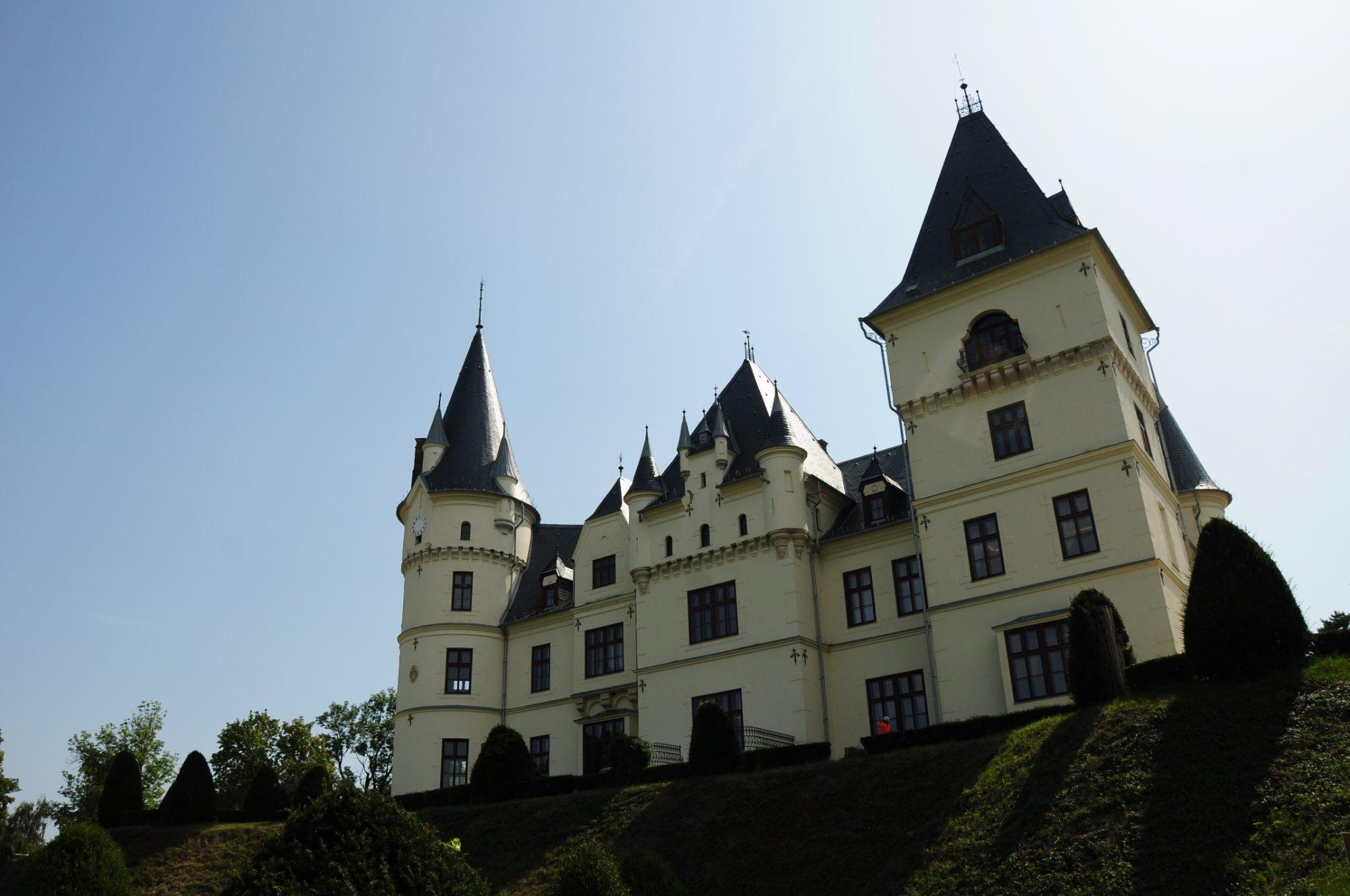 Az Andrássy Kastély Tiszadobon