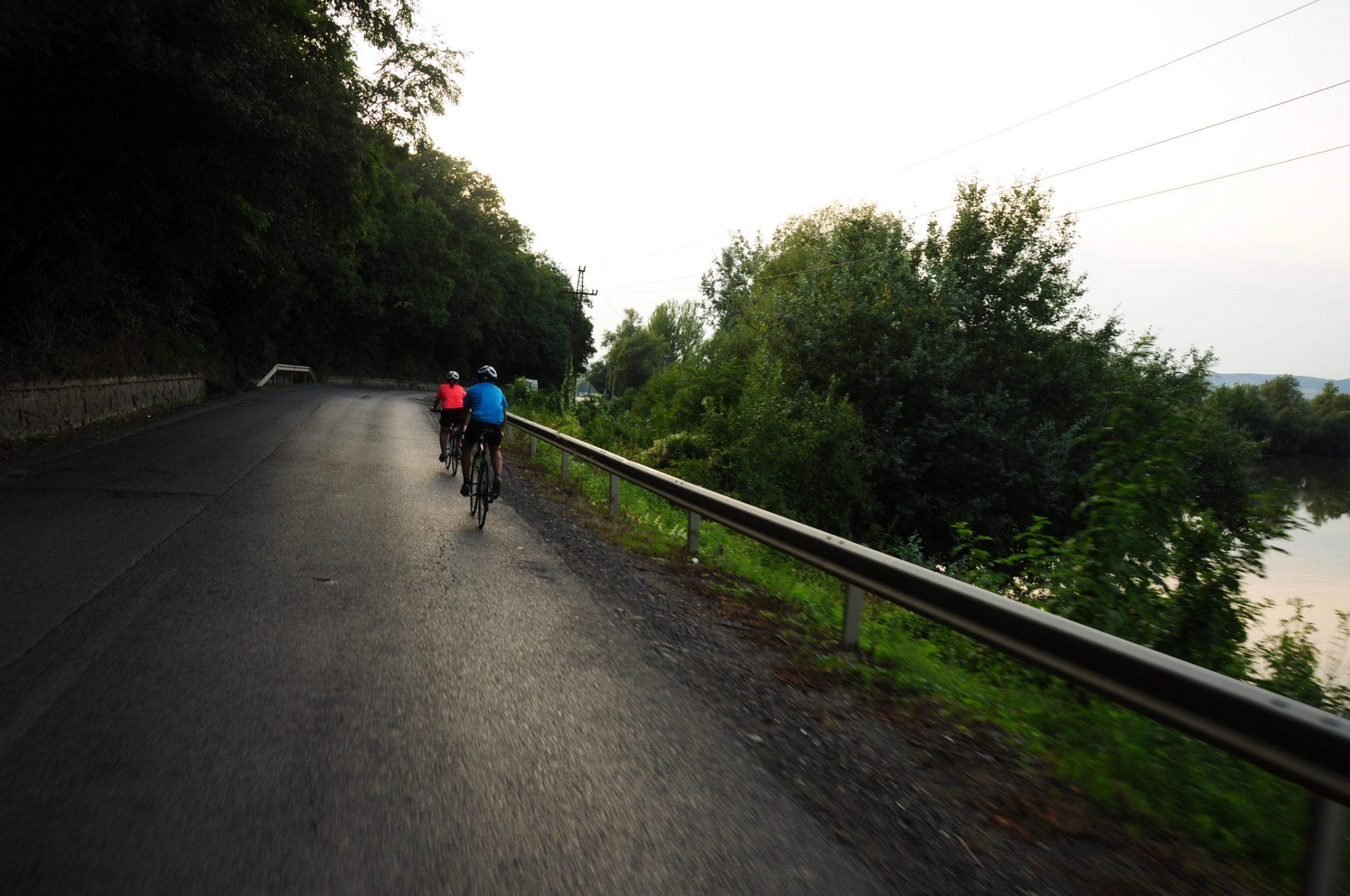 Kerékpárhoz tökéletes utak