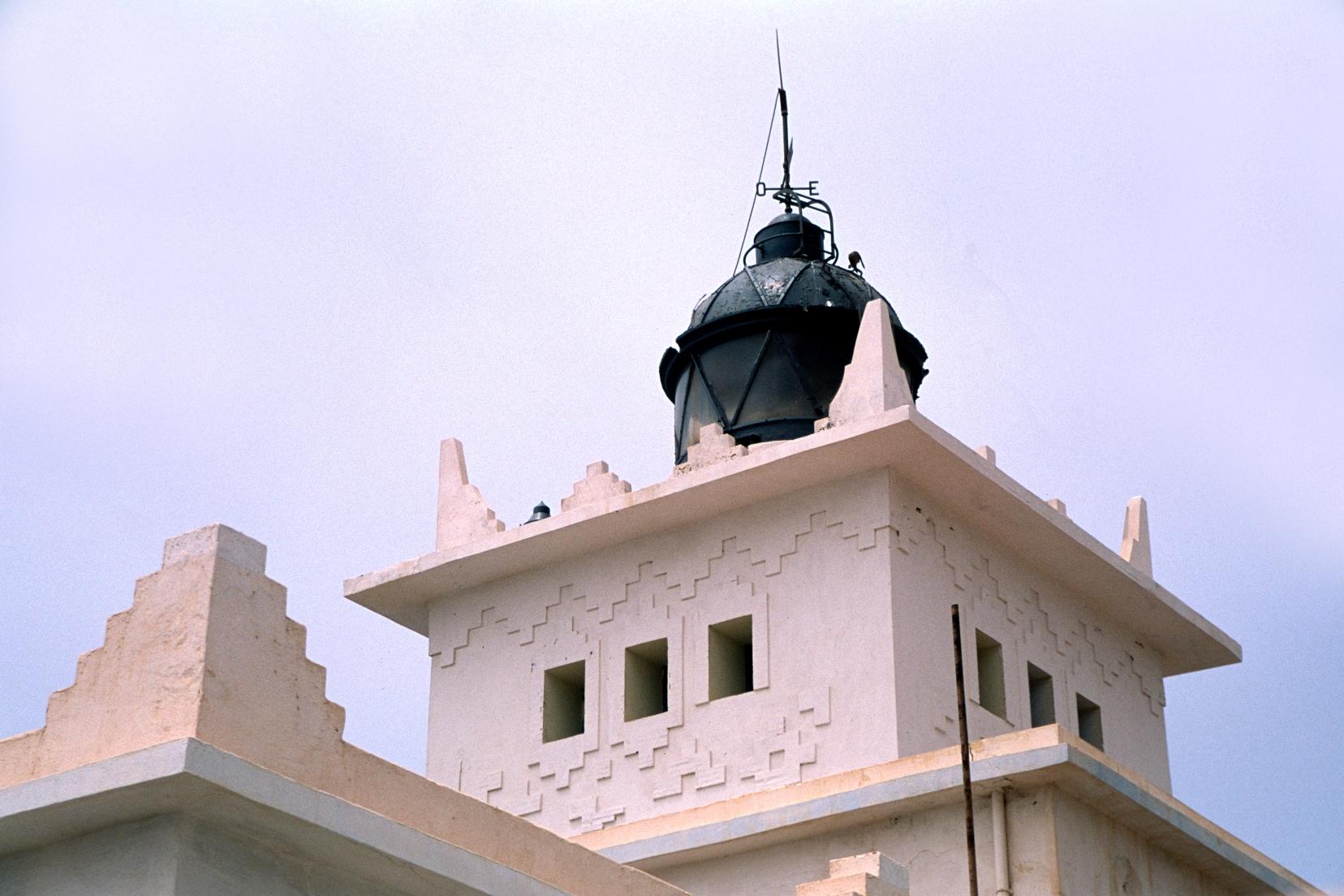 Lilghthouse in Sidi Ifni, Morocco
