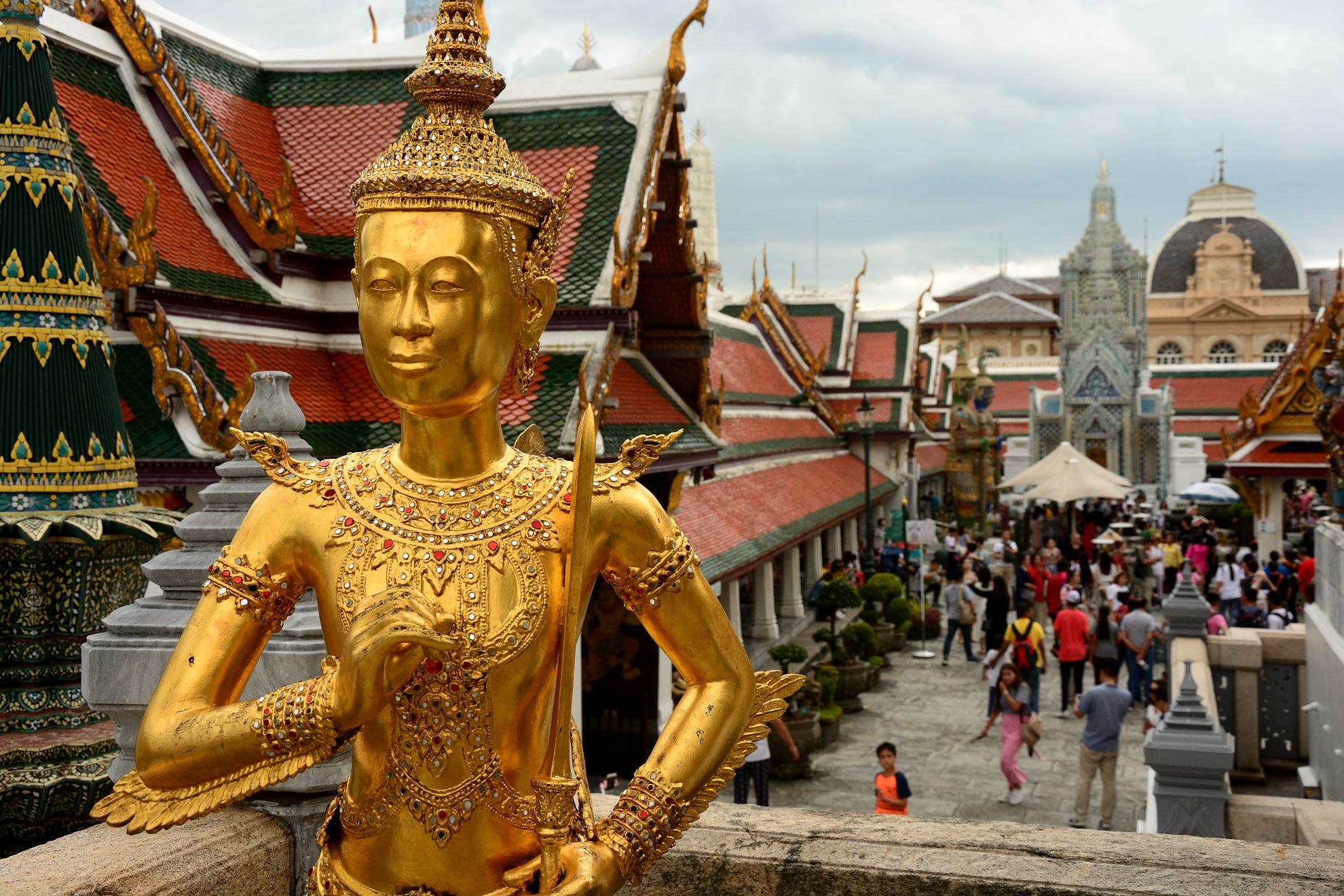 Bangkok 2 napban