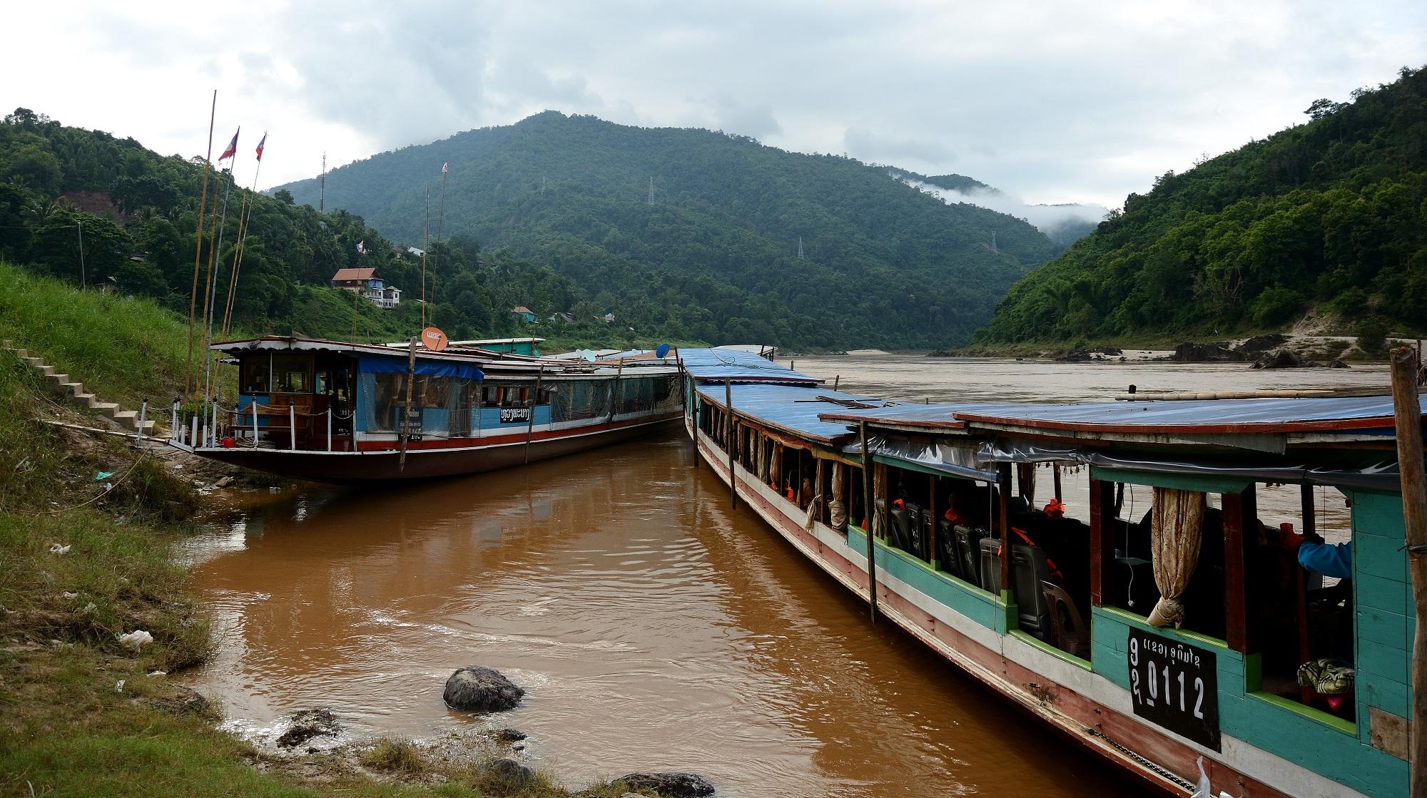Két nap a Mekong vizén